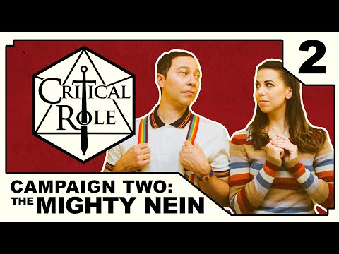 A Show of Scrutiny | Critical Role | Campaign 2, Episode 2