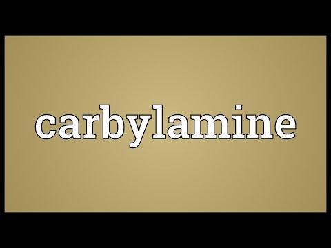 Header of carbylamine