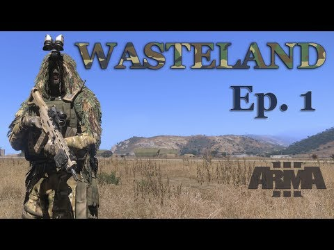 Surviving Wasteland – (Arma 3) – Ep. 1 | rhinoCRUNCH