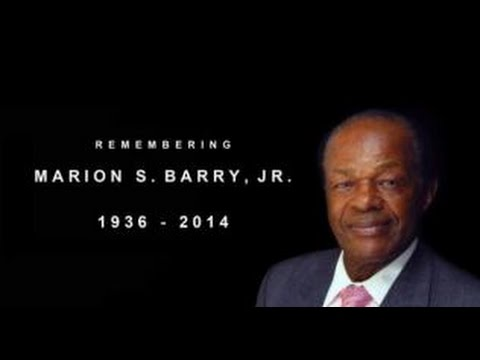 The DC Celebration of the Journey of Mayor for Life: Marion Barry, Jr.