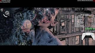 The Evil Within Speedrun NG Nightmare 2:48:14 World Record