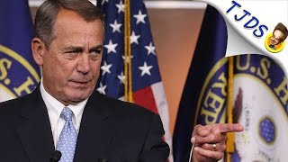 Boehner Says Everything Trump's Done Is Complete Disaster