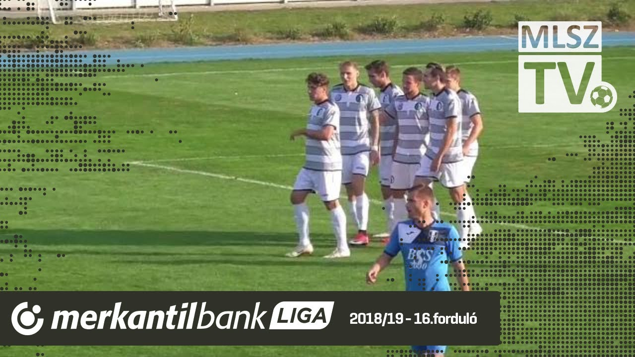 BSS Monor – Budaörs | 0-2 (0-2) | Merkantil Bank Liga NB II.| 16. forduló |