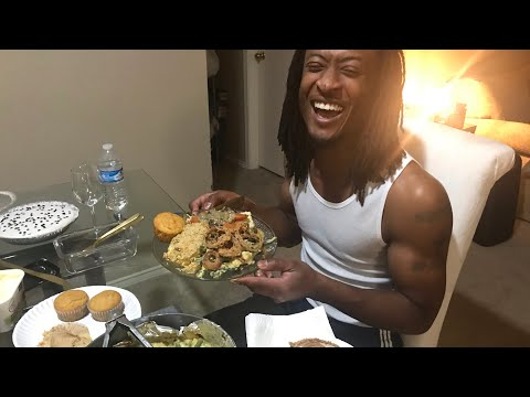 A BLACK Vegan Thanksgiving Feast