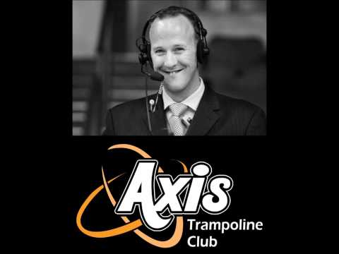 Radio 4 Interview Olly Monro Axis Trampoline Club August 2014