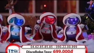 Disco Robo Noel Phat TVS