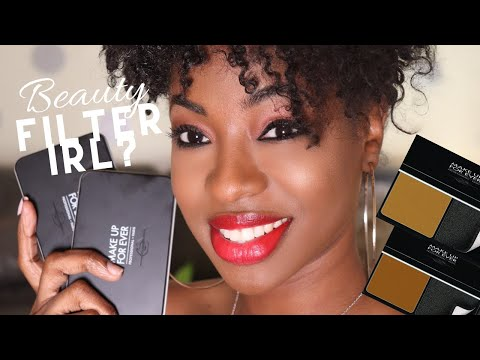 MAKEUP FOREVER  MATTE VELVET SKIN BLURRING POWDER FOUNDATION | First Impressions thumbnail