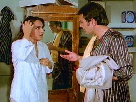 Reena Roy Strips In Front Of Rajesh Khanna - Hum Dono