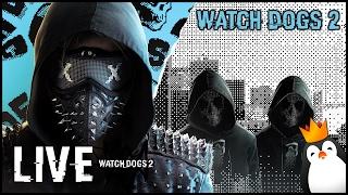WATCH DOGS 2 #1 | ESTREIA - Gameplay Playthrough - PC - Ultra Settings  | LIVESTREAM #95