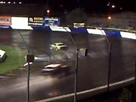2of2[Dog-Leg/2nd Half] 199 Lap Enduro at Stockton 99 Speedway. April 24, 2010. [Race 2].