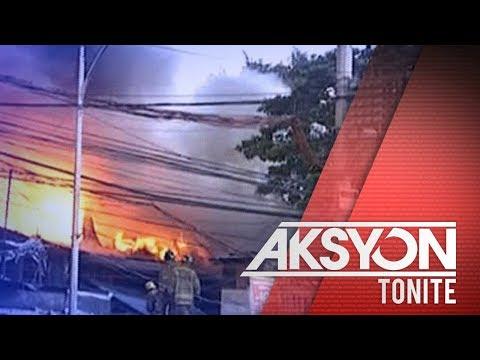 Nasa 200 bahay, natupok ng sunog sa Quezon City