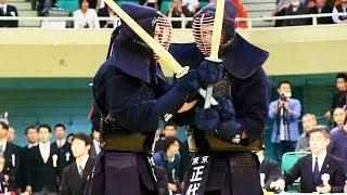 The 61th All Japan KENDO Championship (Semifinal) KOTANI Akinori (C...