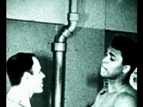 Rupert Degas - Muhammad Ali Impression (ESPN)