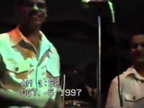 Sin Fronteras - Mix Tu Me Verás, Piensa En Mí,Ahora Dices Que Te Vas - 1997 Live San Francisco