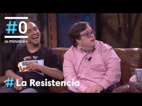 LA RESISTENCIA - Entrevista al Langui y Pablo Pineda | #LaResistencia 20.05.2019