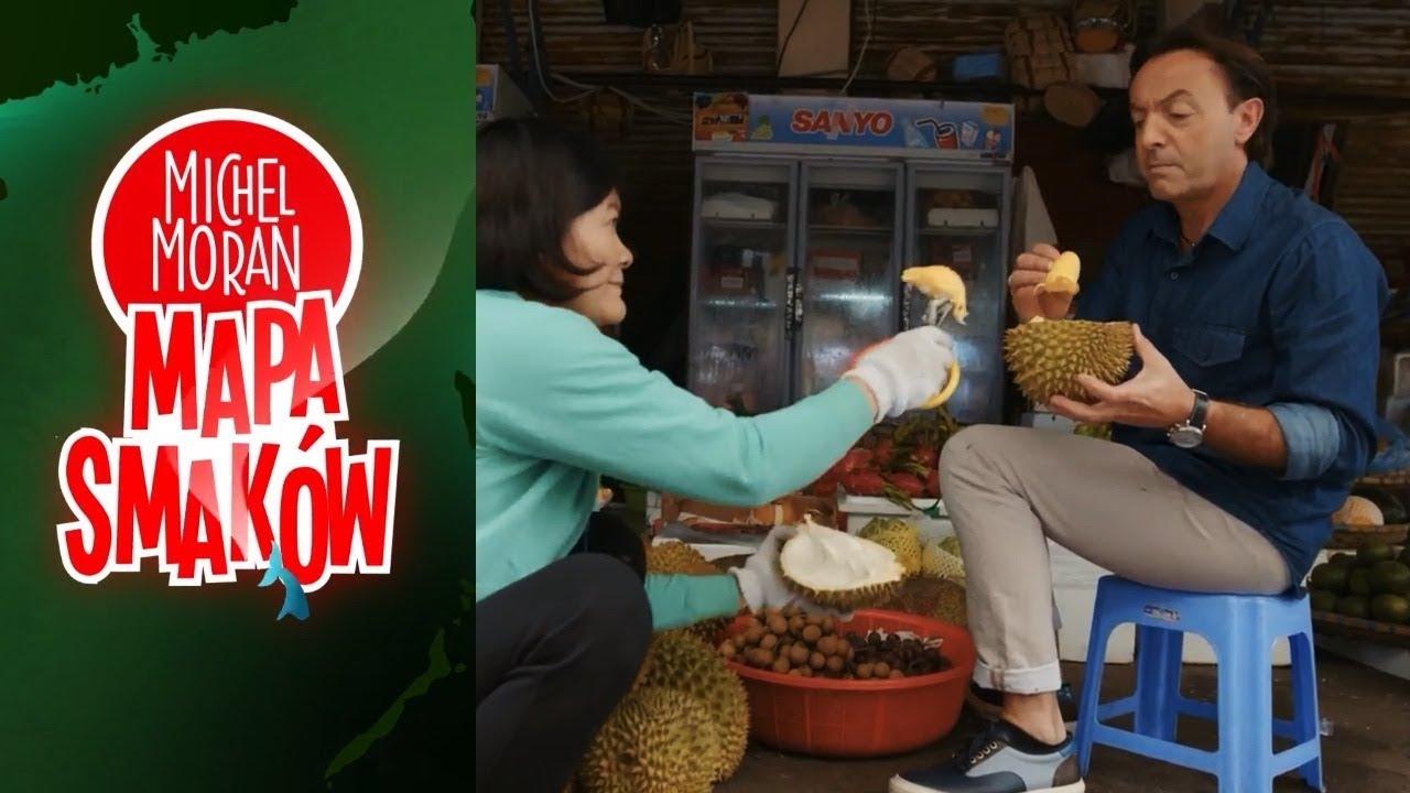 Michel Moran. Mapa smaków - #2: Szokujące potrawy Wietnamu