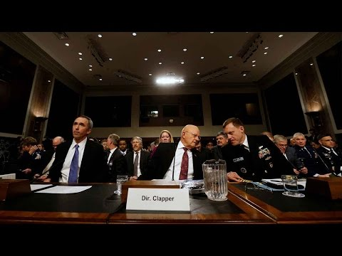 US Senate holds hearing on suspected Russian election interference