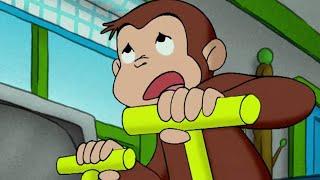 Jorge el Curioso en Español 🐵 Controlador Ferroviario 🐵 Mono Jorge 🐵 Caricaturas para Niños