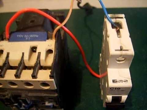 Video Contactor Telemecanique Lc1 D
