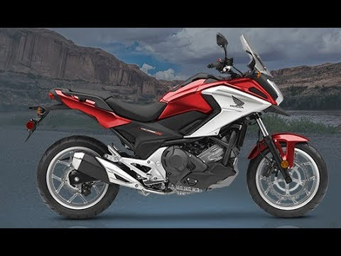 2018 Honda NC700X DCT ABS Release - YouTube