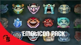 Dota 2: Store - Compendium Emoticon Pack