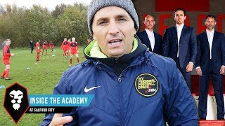Inside The Academy Episode 1 - Class of 92's Salford City FC