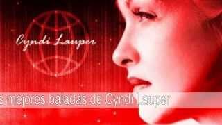 Las mejores baladas de  Cyndi Lauper