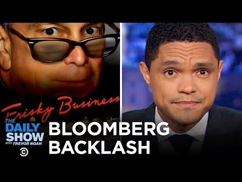 Bloomberg Battles Trump