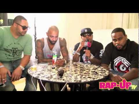 Slaughterhouse Talks Shady Debut, Lessons from Eminem, and Love for Nas