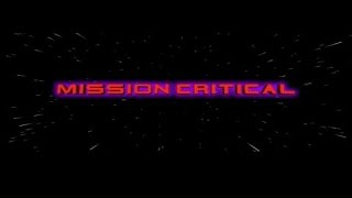 Mission Critical gameplay (PC Game, 1995)