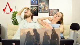 Assassin's Creed Unity | E3 2014 trailer | Реакция