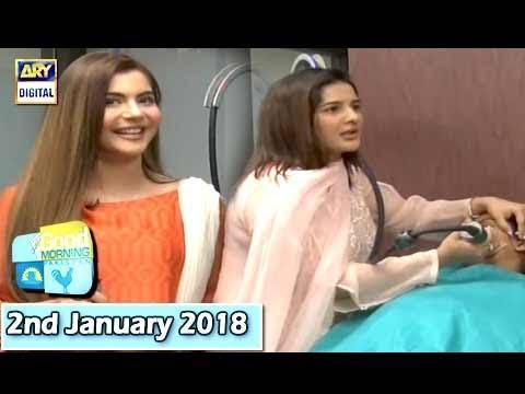 Good Morning Pakistan - 2nd January 2018 - ARY Digital Show