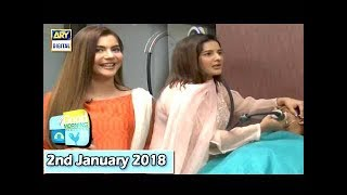 Good Morning Pakistan - 2nd January 2018 - ARY Digital Show