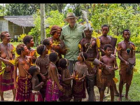 Ken Dog Discovers Papua New Guinea Aug 21, 2015