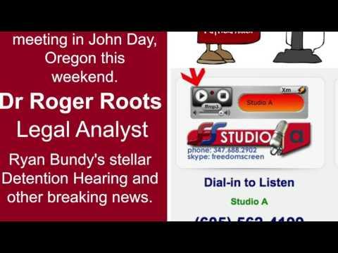 2.2.17 Sacred Cow BBQ Dr. Roger Roots- Bundy Bombshells