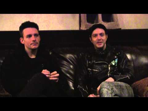 A-Sides Interview: Glasvegas (3-3-2014)
