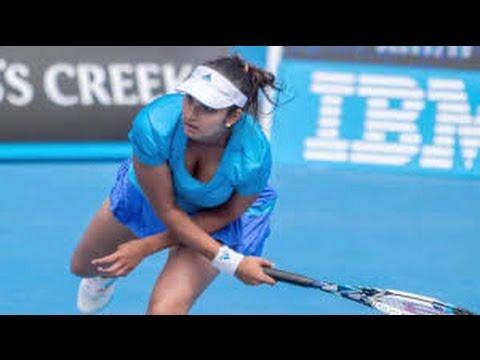US Open 2016 Womens Doubles Sania & Barbora v/s Jada & Ena. Winner-Sania/Barbora-6-3 6-2