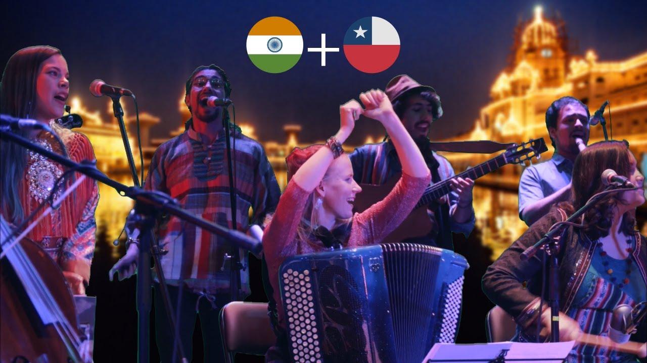 """""""Dil de Janiya"""" (en vivo) - Ensamble Transatlántico de Folk Chileno"""