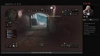 Call Of Duty (BO4 LIVE) Road to 100subs