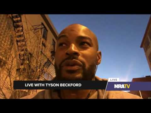 CN Live w/ Tyson Beckford: A lot of Liberals Are Pro Gun