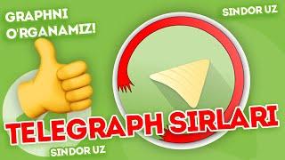 #1 Telegraphni O'rganamiz (1-qism)   Graph Messenger   Telegraph sirlari   TGraphUz screenshot 5