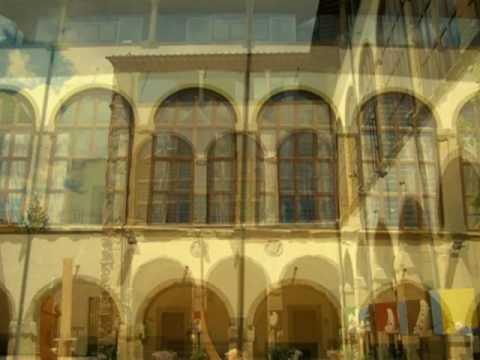 The beautiful town of Arezzo  /  Tuscany Italy