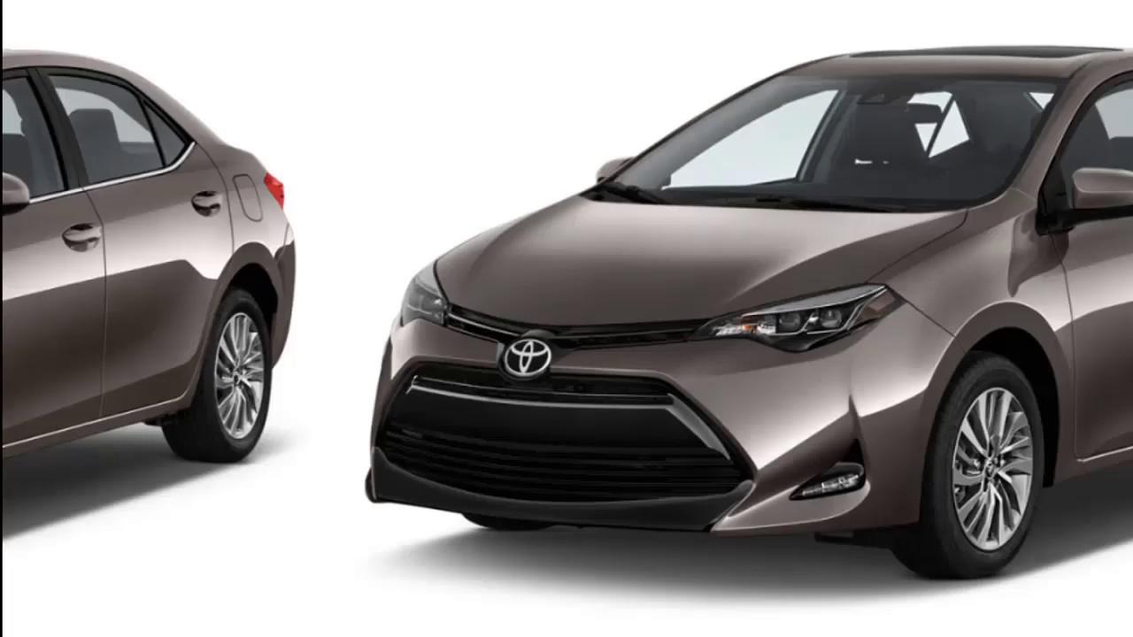 2020 Toyota Corolla Le Español Canada New Cars