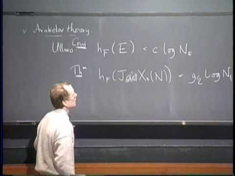 Arithmetic applications of automorphic forms - Andrew Wiles