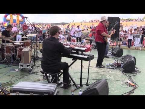 Live at the Bandstand  - Sunday 29th June 2014