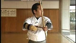 増渕敦人監督の観て上達するビデオ 弓道DVD