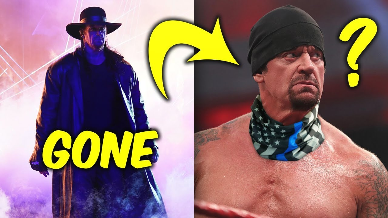 The Undertaker Alter