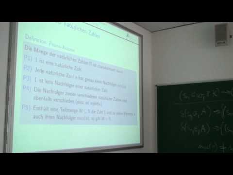 Theoretische Informatik Vorlesung Nr. 16 from YouTube · Duration:  1 hour 16 minutes 32 seconds