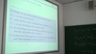 Theoretische Informatik Vorlesung Nr. 16