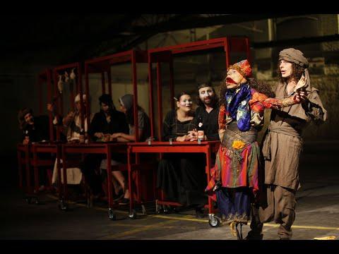 sirene operntheater  - Festival alf laila wa laila 9 - Der Bucklige  Musik: Jury Everhartz